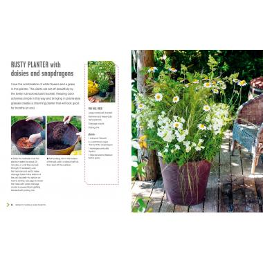 Small Summer Gardens: 35 bright and beautiful projects to bring color and scent to your garden