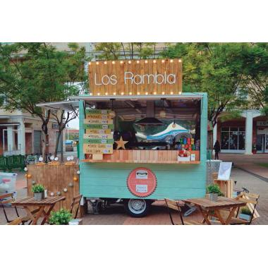 Food Trucks: Delights On Wheels