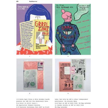 Fanzine Grrrls: The DIY Revolution in Female Self-Publishing