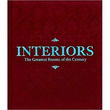 Interiors: The Greatest Rooms of the Century (Merlot Red Edition)