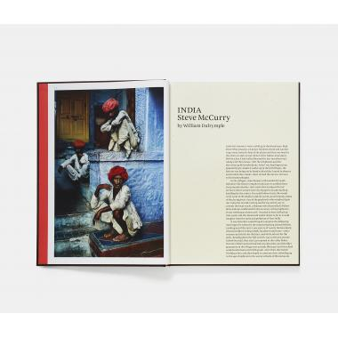 Steve McCurry. India