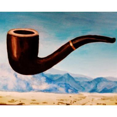 Magritte: Life Line