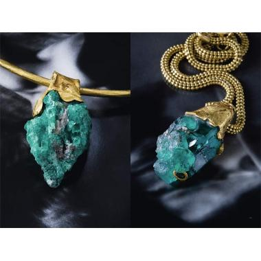 Untamed Encounters: Contemporary Jewellery from Extraordinary Gemstones