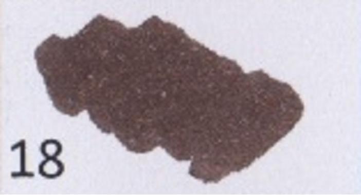 Маркер-кисть, акварельные чернила на водной основе Dark Brown MAR1100/18