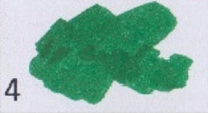 Маркер-кисть, акварельные чернила на водной основе Green MAR1100/4