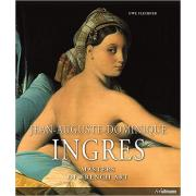 Masters of French art. Jean-Auguste-Dominique Ingres