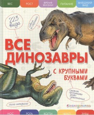 Все динозавры