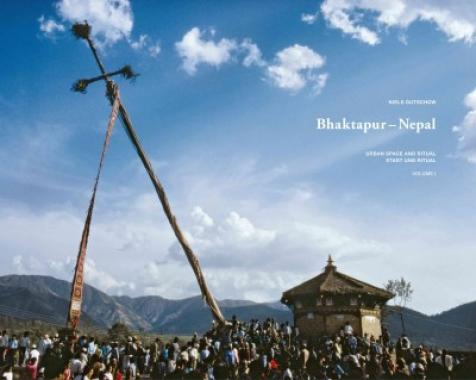 Bhaktapur-Nepal. Urban space and ritual